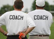 coaching a coach