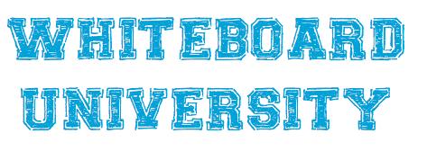 Whiteboard University